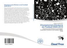 Bookcover of Championnat d'Andorre de Football 2009-2010
