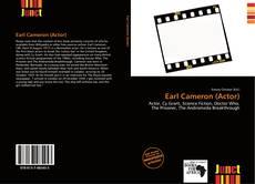 Capa do livro de Earl Cameron (Actor)