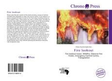 Обложка Fire lookout