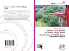 Bookcover of Boston and Maine Railroad Talgo Train