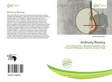 Portada del libro de Anthony Rooley