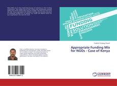 Обложка Appropriate Funding Mix for NGOs - Case of Kenya