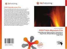 Capa do livro de 2009 Table Mountain Fire
