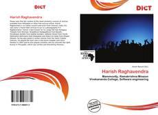 Обложка Harish Raghavendra