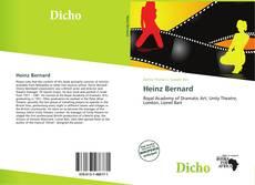 Borítókép a  Heinz Bernard - hoz