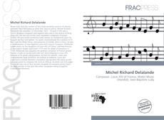 Michel Richard Delalande kitap kapağı