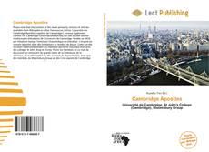 Buchcover von Cambridge Apostles