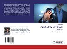 Bookcover of Sustainability of NGOs in Kosovo