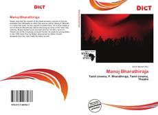 Bookcover of Manoj Bharathiraja