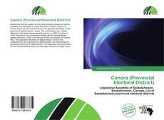 Capa do livro de Canora (Provincial Electoral District)