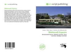 Bookcover of Mahanadi Express