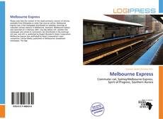 Bookcover of Melbourne Express