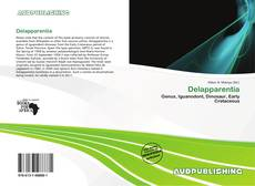 Bookcover of Delapparentia