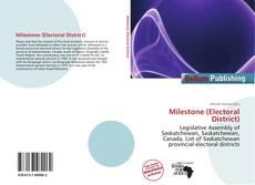Capa do livro de Milestone (Electoral District)