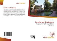 Обложка Famille von Schönberg