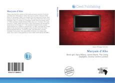 Portada del libro de Maryam d'Abo