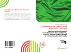 Copertina di Last Mountain (Provincial Electoral District)