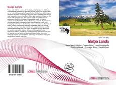 Bookcover of Mulga Lands