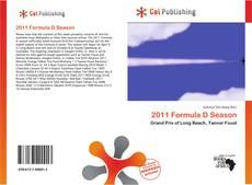 Buchcover von 2011 Formula D Season