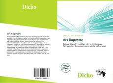 Bookcover of Art Rupestre