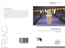 Lidia Kopania kitap kapağı
