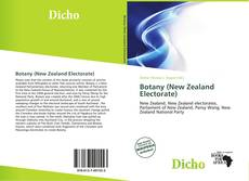 Buchcover von Botany (New Zealand Electorate)