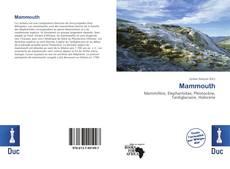 Couverture de Mammouth