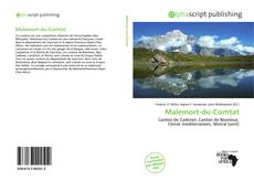 Bookcover of Malemort-du-Comtat