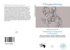 Bookcover of Tonantius Ferreolus (sénateur)