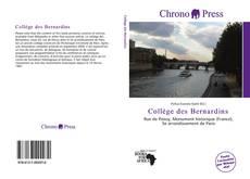 Couverture de Collège des Bernardins