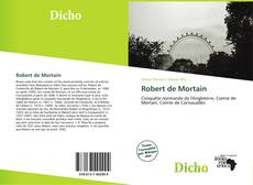 Capa do livro de Robert de Mortain