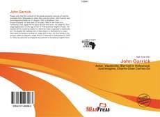 Bookcover of John Garrick