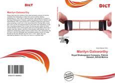Copertina di Marilyn Galsworthy