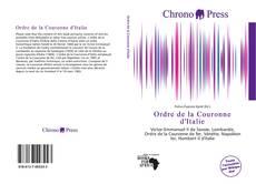 Bookcover of Ordre de la Couronne d'Italie