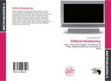 Portada del libro de Clifford Heatherley