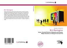 Buchcover von Kit Harington
