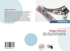 Copertina di Meggie Albanesi