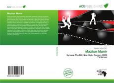 Mazhar Munir kitap kapağı