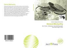 Couverture de Gerard McCarthy
