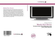 Copertina di Mandy Rice-Davies