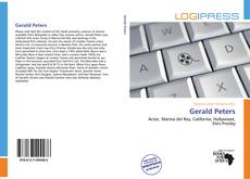 Bookcover of Gerald Peters