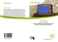 Bookcover of June Tripp