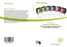 Capa do livro de Marlene Sidaway