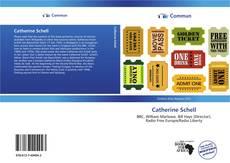 Обложка Catherine Schell