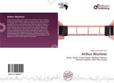 Bookcover of Arthur Wontner