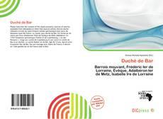 Обложка Duché de Bar