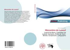 Bookcover of Monastère de Luxeuil