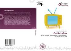 Cecilia Loftus kitap kapağı
