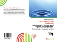 Décomposition de Frobenius的封面