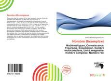 Copertina di Nombre Bicomplexe